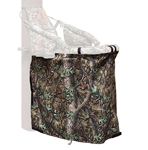 Treestand Resurrection, ADA Blind System Kit (Single Stand-2 panel), Clear Cutt Camo