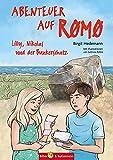 Abenteuer auf Römö: Lilly und Nikolas und der Bunkerschatz. Ein Dänemark-Krimi für Kinder ab 7 Jahren. Ferienlektüre für den Familienurlaub! Mit Ausflugs-ideen & Sachwissen über die dänische Insel