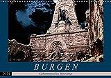 Burgen - Geheimnisvolles Mittelalter (Wandkalender 2021 DIN A3 quer)