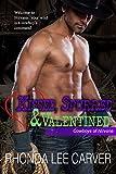 Bargain eBook - Kissed  Spurred    Valentined