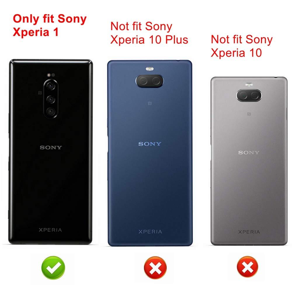 Funda para Sony Xperia 1,Fashion Design [Antigolpes] con 360 ...