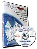 SCC-CAD Startup Sicherheitstechnik Planungs-Software
