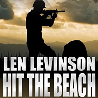 Hit the Beach audiobook cover art