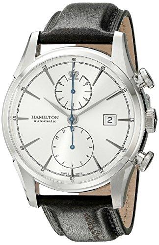 Hamilton H32416781–Uhr für Männer, Edelstahlarmband