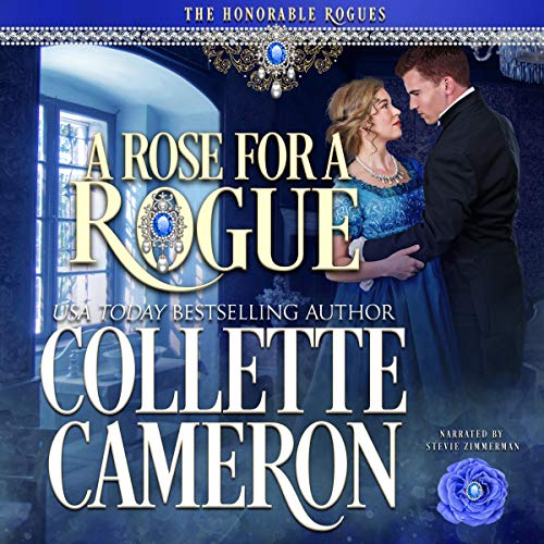 A Rose for a Rogue audiobook cover art