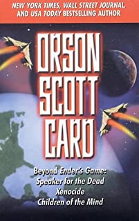 Beyond Ender's Game: Speaker for the Dead, Xenocide and Children of the Mind (Box Set)