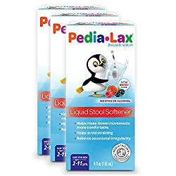 pedia lax liquid stool softener