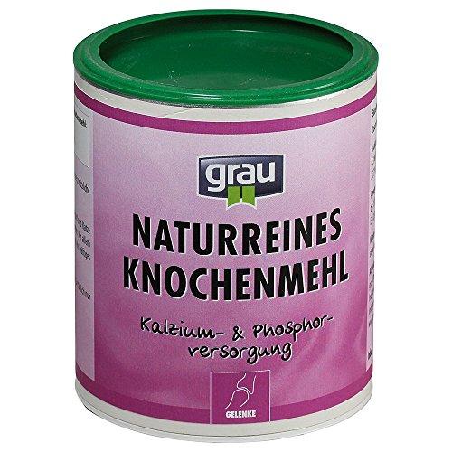 Grau Knochenmehl 400 g