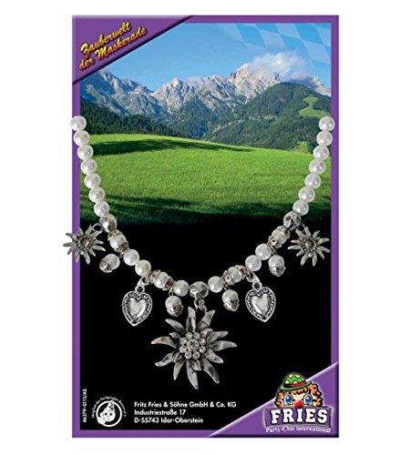 Dirndlkette Perlen Trachtenkette Kette Dirndl Fasching