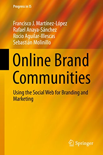 Online Brand Communities: Using the Social Web for Branding and Marketing (Progress in IS) (English Edition)