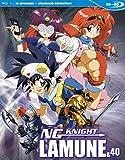 NG騎士ラムネ&40 コンプリート ブルーレイ(TVアニメ全38話) [Blu-ray リージョンA](輸入版)