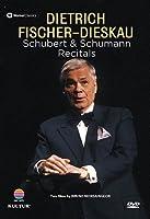 Schubert & Schumann Recitals [DVD] [Import]