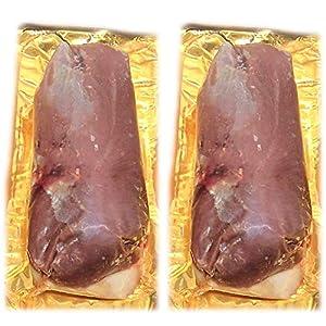 2個 鴨肉 鴨ロース マグレカナール 鴨胸肉300-400g 2枚 フォアグラ採取 マグレドカナール 鴨鍋 鴨南蛮