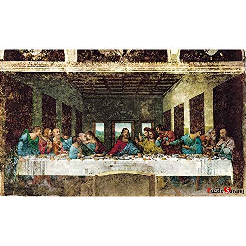 Chamberart L'Ultima Cena - Leonardo Da Vinci - Puzzle da 500 pezzi [sacchetto incluso]