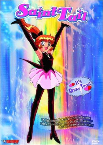 Kaitou Saint Tail [USA] [DVD]