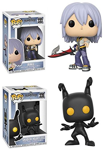 Funko POP! Disney: Disney Kingdom Hearts: Riku + Shadow Heartless