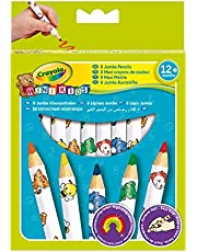 Crayola 3678 D Mini Kids - 8 Dikke Kleurpotloden
