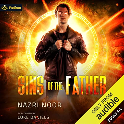 Sins of the Father Omnibus 2: Sins of the Father, Books 4-6