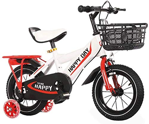 Affordable LYYJIAJU Kids Bike Boys Girls Space No. 1 Aluminum 2-6 Years Old 12 14 16 18 Inch Trainin...