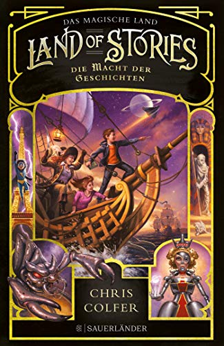 Land of Stories: Das magische Land 5 - Die Macht der Geschichten
