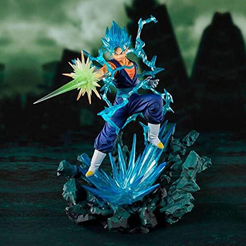 Dragon Ball SDCC 2020 Bandai Exclusive Figuarts Super Saiyan God Vegito Event Color Edition Figure
