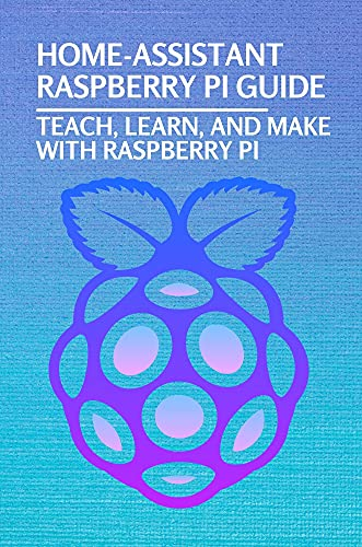 Home-Assistant Raspberry Pi Guide: Teach, Learn, And Make With Raspberry Pi: Build Your Own Raspberry Pi Tablet (English Edition)
