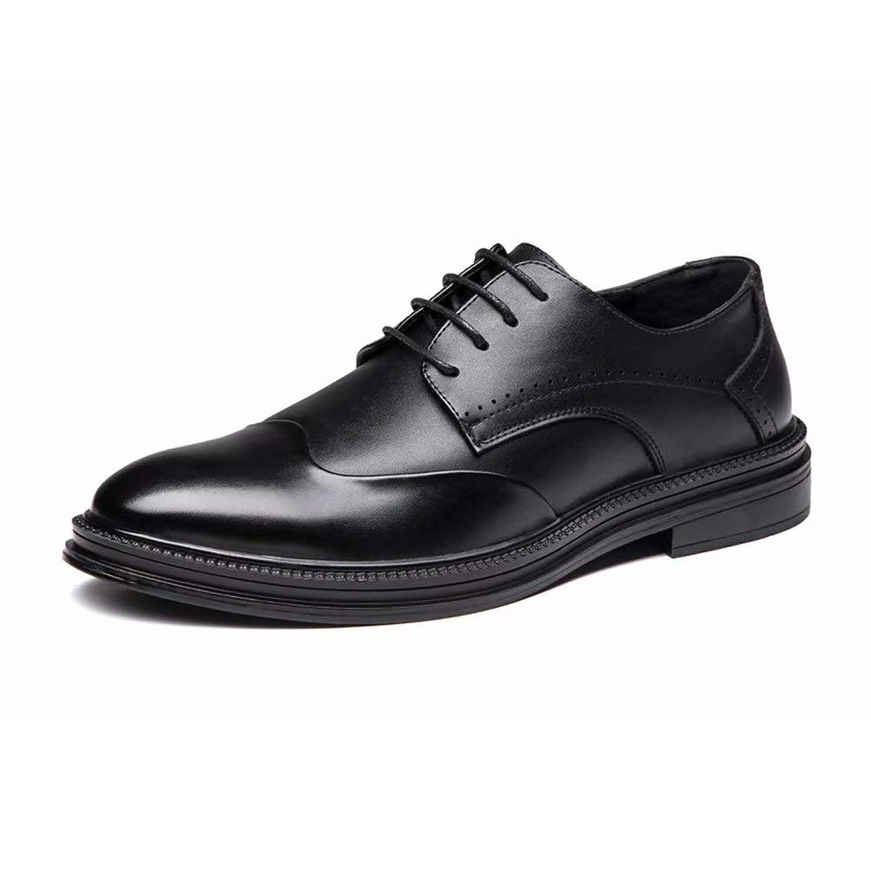 [aemax] ビジネスシューズ メンズシューズ 革靴 メンズ 紳士靴 カジュアルシューズ オールシーズン 軽量 柔らかい 就活 通勤