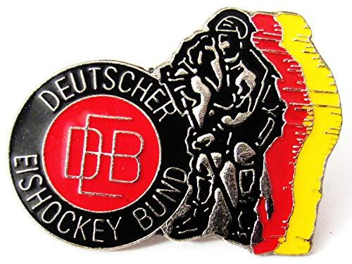 DEB Deutscher Eishockey Bund - Pin 32 x 23 mm