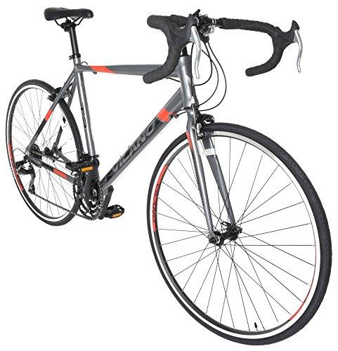 Vilano Tuono 2.0 Aluminum Road Bike 21 Speed