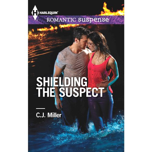 Shielding the Suspect audiobook cover art