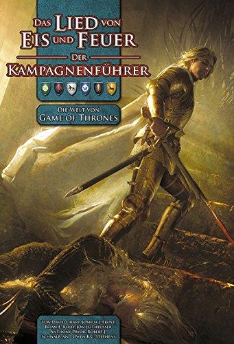 Das Lied von Eis und Feuer - Der Kampagnenführer: Die Welt von Game-of-Thrones