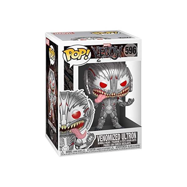Funko Pop Ultron Venomizado (Venom 596) Funko Pop Marvel