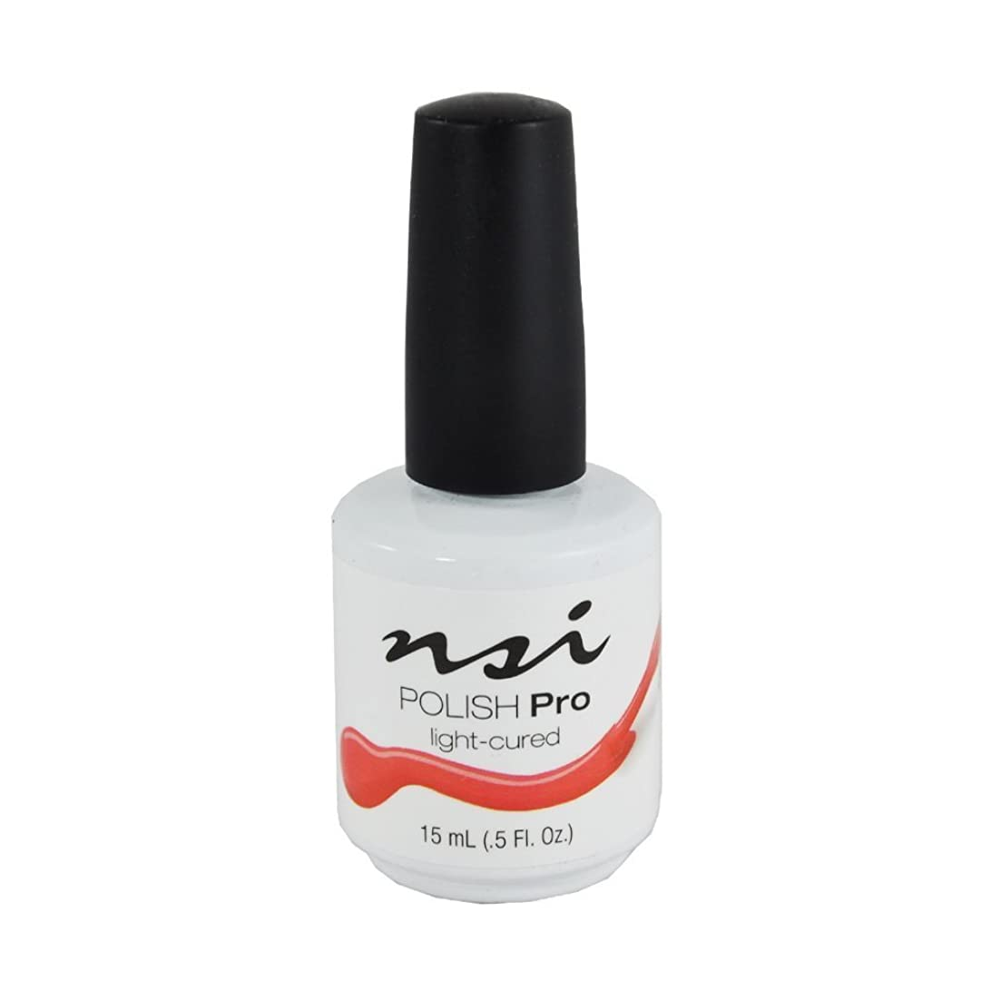 制裁サーカスペインティングNSI Polish Pro Gel Polish - Pink Pareo - 0.5oz / 15ml