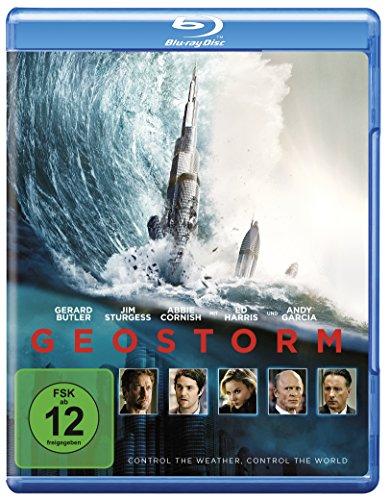 Geostorm [Blu-ray]