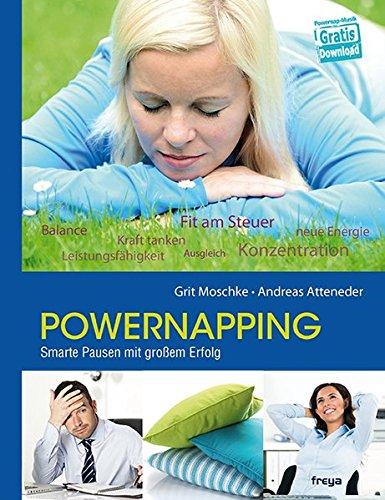 Powernapping - Smarte Pausen mit großem Erfolg