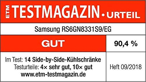 Samsung RS6GN8332SL