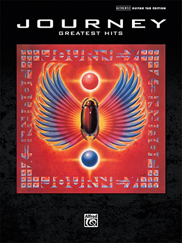 Journey: Greatest Hits (GTAB) (Authentic Guitar-Tab Editions)