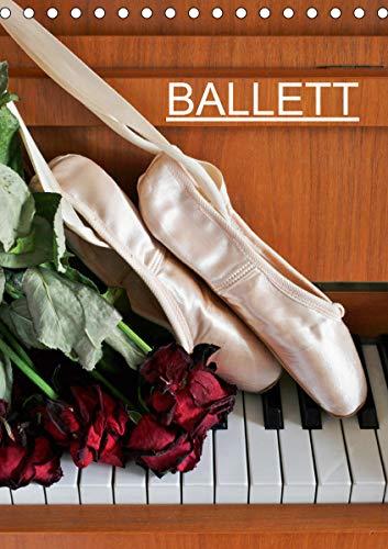 Ballett (CH-Version) (Tischkalender 2021 DIN A5 hoch)