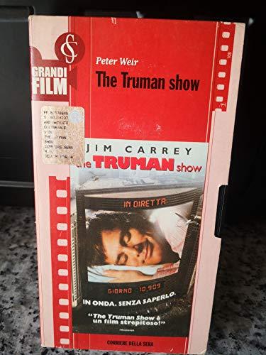 The truman show - vhs -1998 - corriere della sera