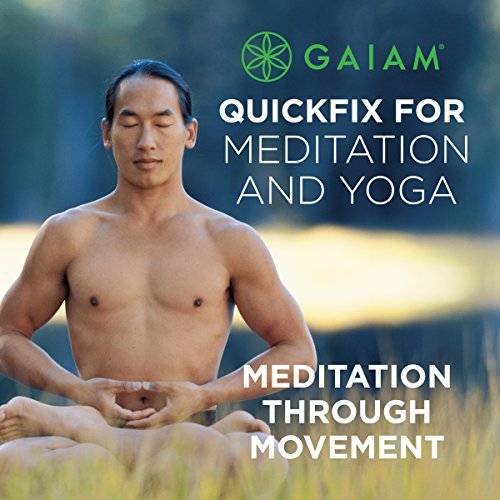 Meditation Through Movement audiobook cover art