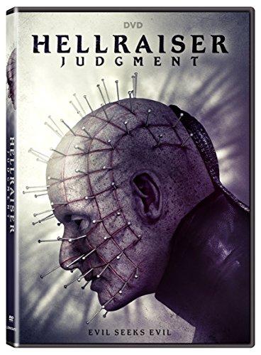 HELLRAISER JUDGEMENT - HELLRAISER JUDGEMENT (1 DVD)