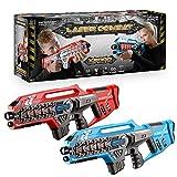 ToyStar Laser Tag Combat X-2000, Multiplayer Infrared Gun Battle Game, Dual Pack 2
