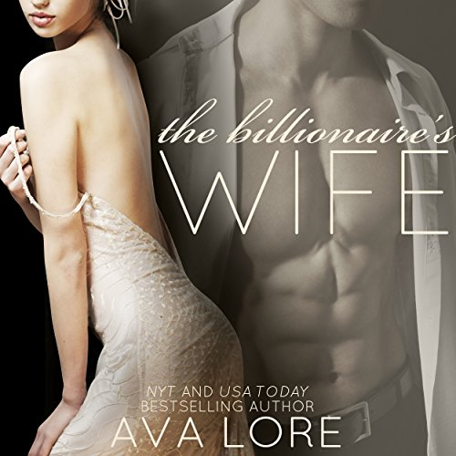 The Billionaire's Wife audiobook cover art