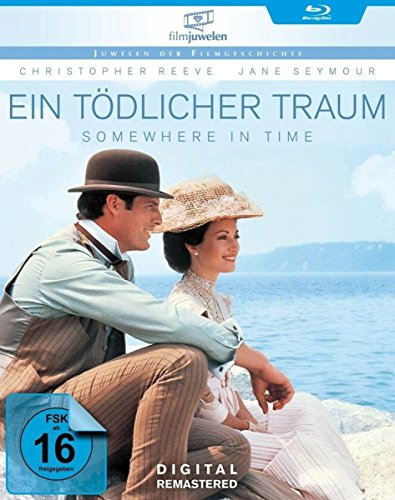 Ein tödlicher Traum - Somewhere in Time - Filmjuwelen [Blu-ray]