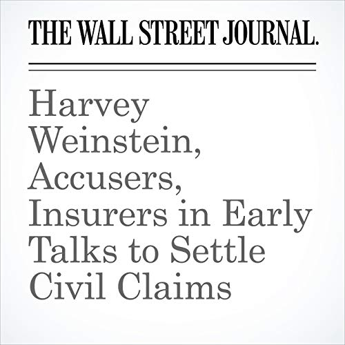 Harvey Weinstein, Accusers, Insurers in Early Talks to Settle Civil Claims copertina