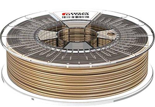 Formfutura 175HDGLA-BLIBRZ-0750 3D Printer Filament, PETG, Blinded Bronze
