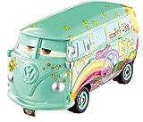 Disney Pixar Cars petite voiture van Fillmore, jouet pour enfant, FJH96