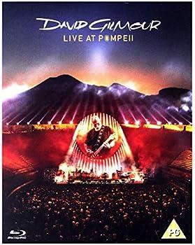 David Gilmour: Live at Pompeii on Blu-ray