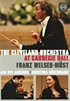 Cleveland Orch at Carnegie Hall / [DVD]