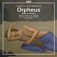 Orff/ Monteverdi: Orpheus by Janina Baechle (2011-08-30)